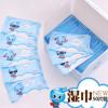 50片装湿巾新生婴儿手口湿巾超人宝宝便携湿纸巾一次性无纺布湿巾