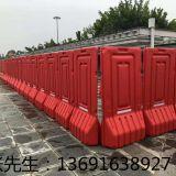 深圳高速出口专用水马 罗湖收费站水马护栏