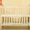 多功能 木质婴儿床儿童摇摇床婴儿床简约实木可储物儿童床