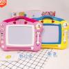 幼儿园大号彩色多功能磁性画板塑料卡通写字板涂鸦儿童多功能画板