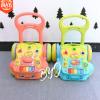 谷雨宝宝婴儿音乐玩具学步车6至18个月儿童防侧翻多功能手推车