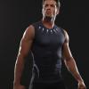 定制贴牌复仇者联盟3 黑豹背心 健身服背心运动服 厂家现货分销