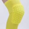 蜂窝篮球防震透气短护膝户外跑步健身专业体育运动护膝护具批发