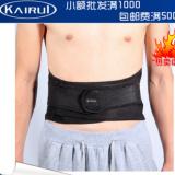 供应优质透气护膝护腰带 充气护腰带运动护具弹簧片束腰带批发