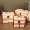 厂家批发实木百宝箱大号带锁存钱罐 创意收纳木箱 支持logo定做