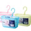 厂家直销 生活用品 浴室小吊篮 塑料篮 多用蓝