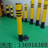 深圳活动式防护柱 固定防护柱