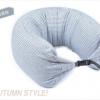 同款无印u型枕 粒子 良品 护颈枕 多功能u型枕头 旅行枕 颈椎枕