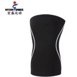 运动户外防护用品潜水料护膝 Neoprene举重防滑护具护膝定制批发