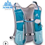 奥尼捷跑步背包户外运动用品骑行水袋包水袋背包运动背包越野包