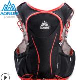 奥尼捷越野跑背包5L男女马拉松跑步水袋背包运动背心马甲包骑行包
