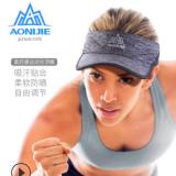奥尼捷 工厂直销2018新款跑步运动帽 防晒空顶帽 遮阳帽子 鸭舌帽