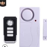 家用门窗防盗报警器 窗户推拉门无线摇控门磁防盗警报器 厂家批发