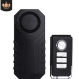 自行车电动车遥控警报器 位移感应报警器振动灵敏度可调 厂家批发