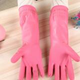 2017新款居家日用品橡胶家务手套加厚耐用洗碗洗衣服手套一件代发