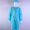 专业生产一次性无纺布橡筋袖口隔离衣 方便 干净 环保