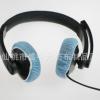 一次性无纺布耳机套听诊器套话筒套 咪罩100只/包尺寸颜色齐全