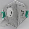 Benehal8285 呼气阀防尘活性炭 折叠防护口罩PM2.5防雾霾口罩