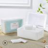 化妆棉盒装护肤棉厂家直销美妆批发一次性棉片卸妆棉一件代发胶盒