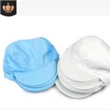 厂家直销防静电小工帽 防静电鸭舌帽 食品防尘帽 无尘帽厨师帽