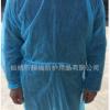 厂家供应一次性无纺布手术衣隔离服橡筋袖口医生病人服