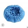 厂家自销防静电网帽 防静电小工帽 清洁防尘帽静电浴帽透气 优质