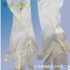 12寸白色乳胶丁晴手套 耐油橡胶丁腈手套 一次性塑胶防护手套批发
