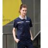 意欣服装 夏季短袖薄款劳保服装车间工作服汽修服车间工作服