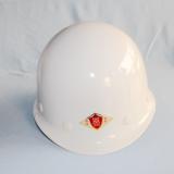 批发唐丰牌玻璃钢安全帽 圆形小边安全帽 工地检查安全防护帽