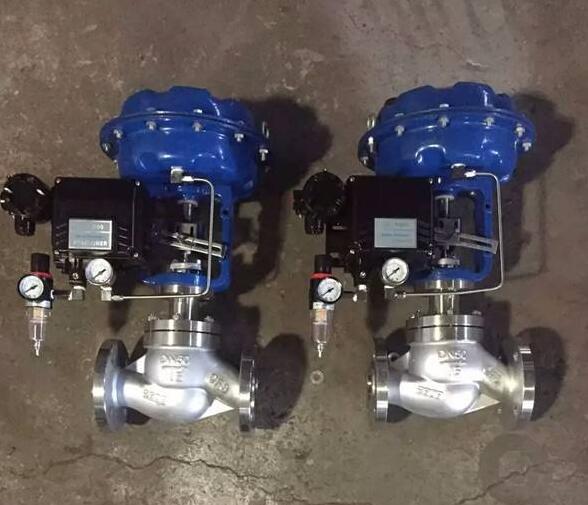 气动单座套筒调节阀 气动阀优质厂家