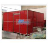 18上海馨地果的弧光防护门帘通过CE认证