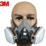 3M6200防毒面具,防毒口罩喷漆专用