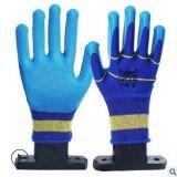 厂家直销浸挂胶压纹手套胶片耐力宝优耐保防滑超耐磨干活劳保手套