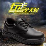 现货批发 劳保鞋男士牛皮安全鞋 防刺 耐油耐酸碱 耐磨 厂家供应
