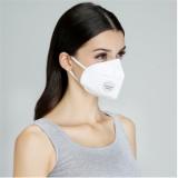 北京松研910V口罩3D硅胶折叠式防颗粒物口罩防尘防护口罩耳戴式