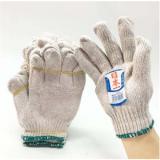 厂家供应线纱手套 劳保工地防护 工作防割手套 包装手套700g1打