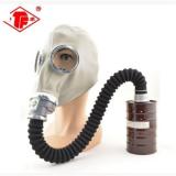 唐丰橡胶防毒面具喷漆焊接氨气甲醛防护面具消防火灾防毒全面具