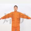 可定制牛皮电焊防护服 焊接工作服 氩弧焊焊衣工作服 直销焊工服