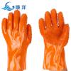 厂家直销 止滑手套 浸塑手套 止滑颗粒物防滑耐油耐酸防滑工作劳