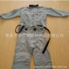 加工定制焊工防护服 加长款长袖低领反穿 牛皮工作服 劳保电焊服