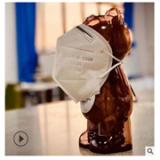 工厂现货挂耳式KN95口罩 防尘防飞沫N95防护口罩 劳动防护口罩