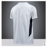 速干短袖t恤定做 宽松夏季户外圆领透气薄款运动体恤广告衫印logo