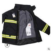 14款3C认证消防服消防战斗服消防服装消防护服17款灭火防护服统型