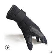水域救援手套 水下做业用手套 消防装备 韩国CR橡胶手套