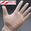 透明一次性PVC手套 美容染发手套100只盒装 食品级一次性薄膜手套