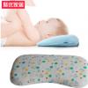 厂家定制婴儿枕头亚马逊 记忆棉定型枕 新生儿婴儿睡眠枕