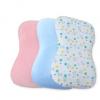 厂家直销新生婴儿枕头记忆棉 定型枕宝宝防偏头 婴儿枕一件代发