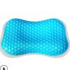 厂家直销3-9岁儿童凝胶枕夏季冰凉枕慢回弹硅胶记忆棉枕头