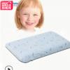 拜可尼儿童记忆枕宝宝幼儿园太空棉枕芯慢回弹曲线枕卡通低枕头