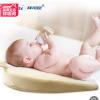 拜可尼记忆棉婴儿枕头防溢奶防吐奶圆形斜坡垫卡通楔形婴儿枕
